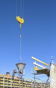 Zdvihací zařízení je vhodné nejen při stavbě /