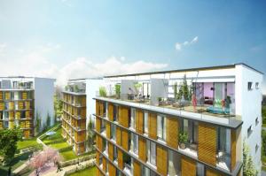Developerský projekt rezidence Letokruhy se bude líbit /