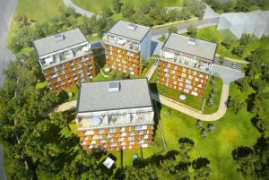 Rezidence Letokruhy nabídne spokojené a bezpečné bydlení /