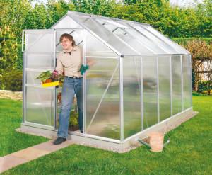 Připravte skleník na novou sezonu