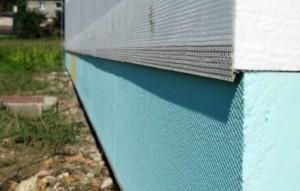 Extrudovaný polystyren se s oblibou využívá na zateplování mnohých nemovitostí /