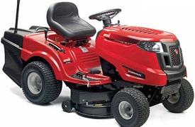 Zahradní traktor si rychle oblíbíte /