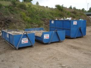 Bez kontejnerů se při stavbě a rekonstrukci neobejdete /