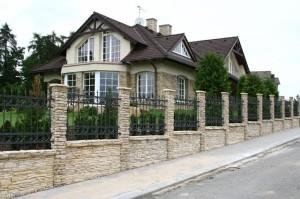 Kámen představuje velice líbivý prvek bydlení /
