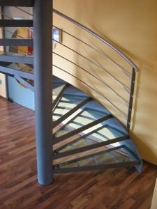 I na vaše schodiště můžete být pyšní /