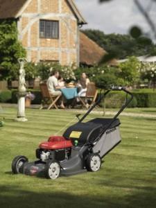 Investice do zahradních sekaček Honda se vám vyplatí /