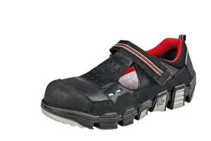 pracovní obuv-sandaly
